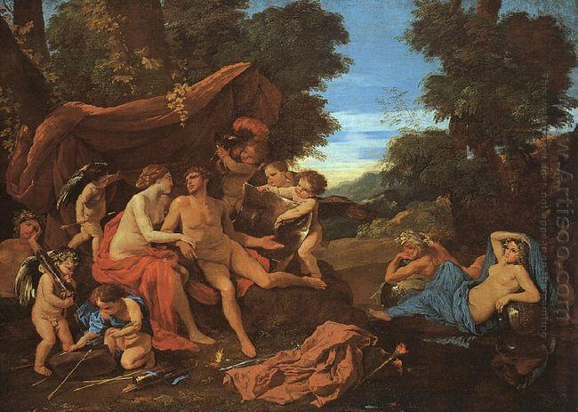 Mars And Venus 1628