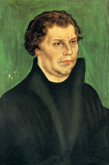 Martin Luther 1526 1