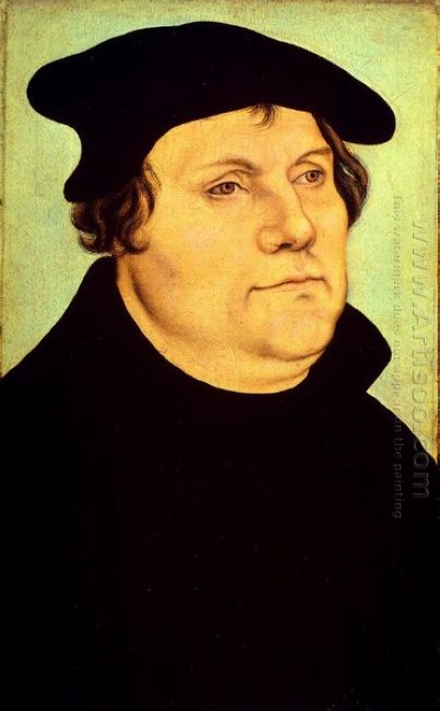Martin Luther 1