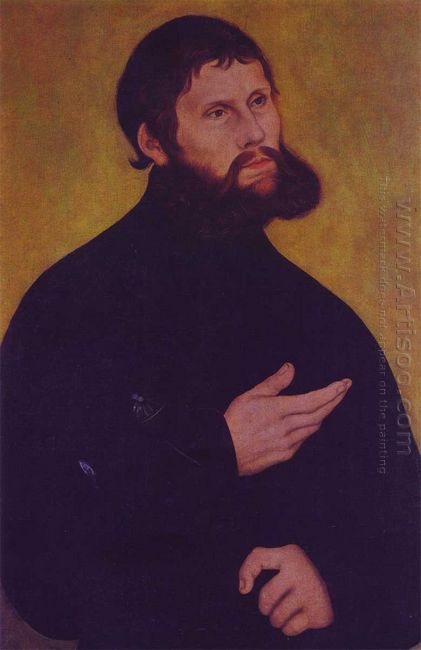 Martin Luther As Junker Jörg