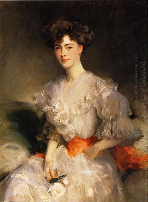 Maud Coats 1906