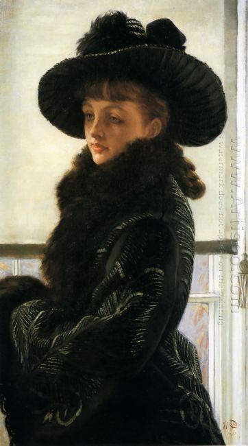 Mavourneen Portrait Of Kathleen Newton 1877
