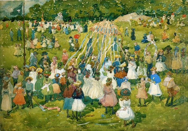May Day Central Park 1901