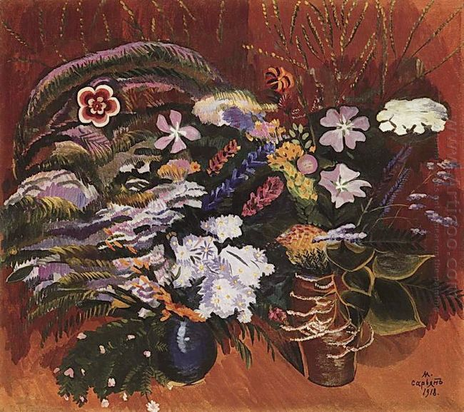 Meadow Flowers 1918
