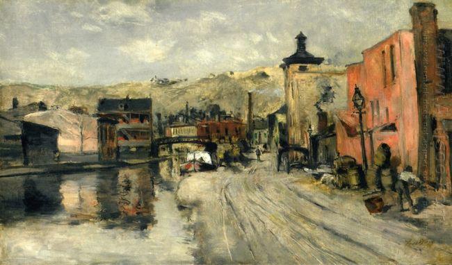 Miami Canal Cincinnati