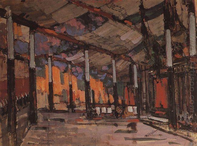 Military Tent Mato 1909
