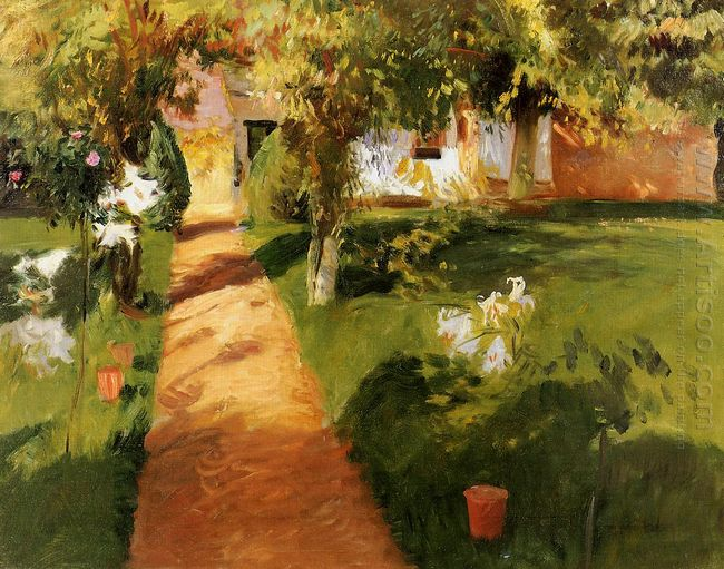 Millet S Garden 1886