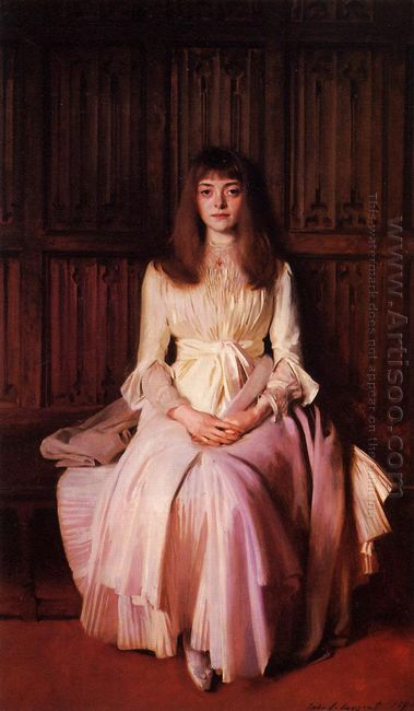 Miss Elsie Palmer 1890