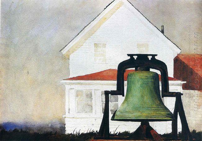 Monhegan Bell 1978