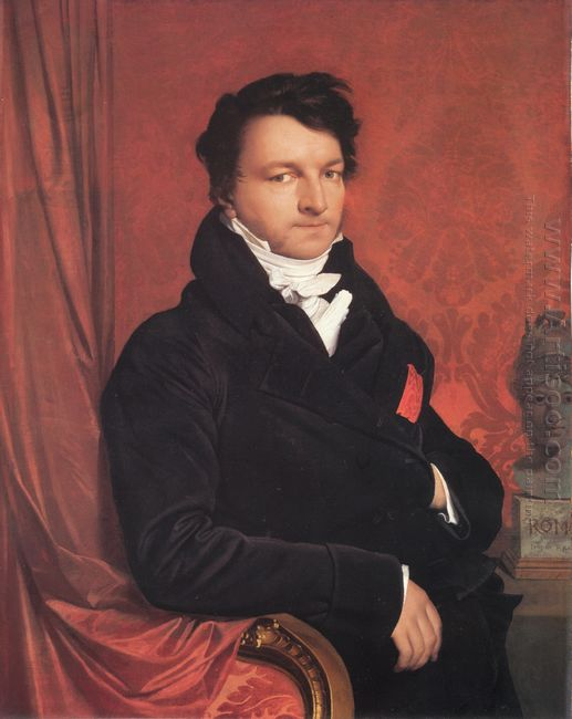Monsieur De Norvins 1812