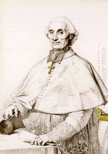 Monsignor Gabriel Cortois De Pressigny