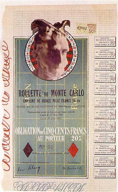 Monte Carlo Bond 1924