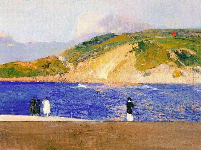 Monte Ullia San Sebastian 1909