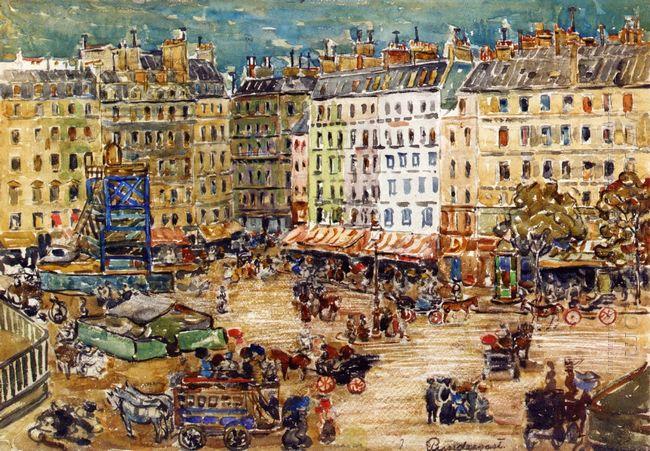 Montparnasse 1907