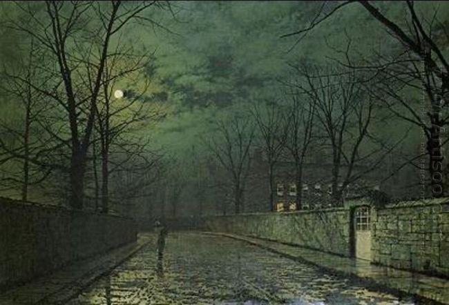 Moonlight After Rain