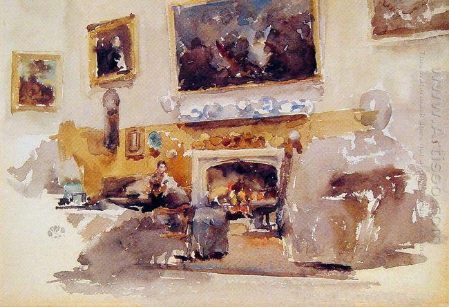 Moreby Hall 1884