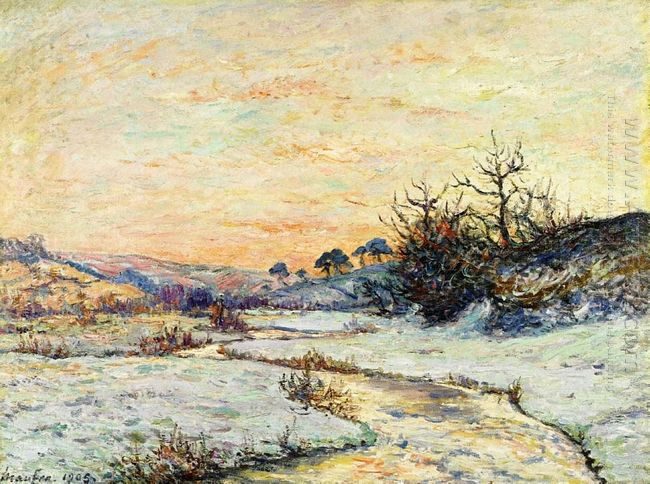 Morning In Winter 1905