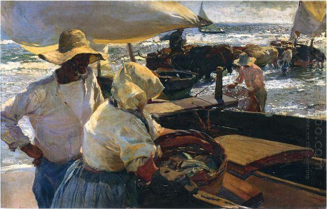 Morning Sun 1901