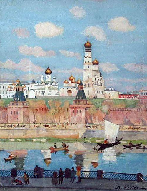Moscow Kremlin 1910