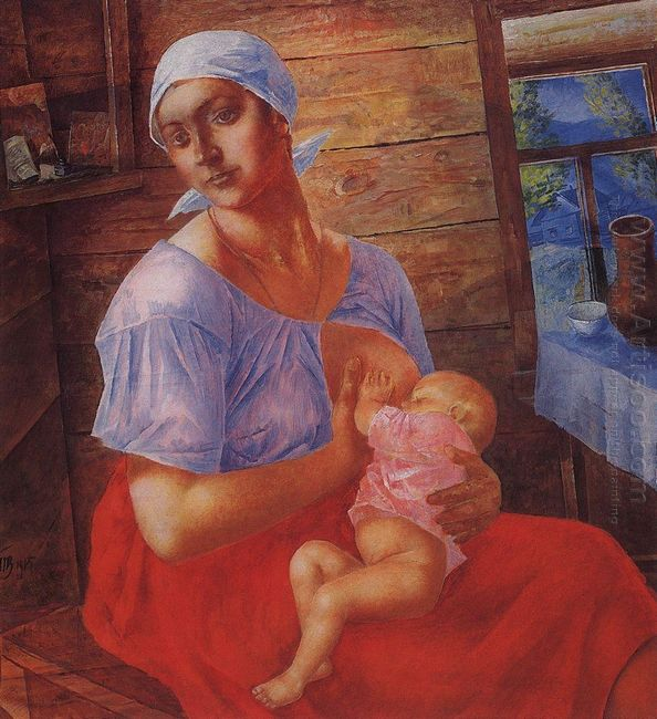 Mother 1915