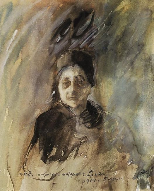 Mother Of The Artist 1904