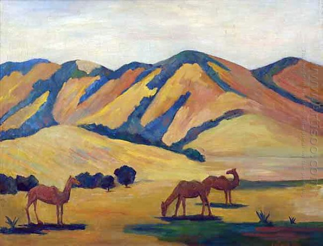 Mountain Landscape 1926