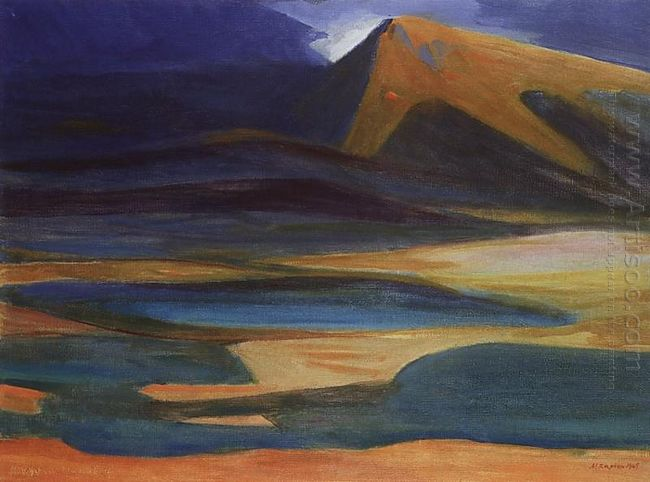 Mountain Landscape 1969