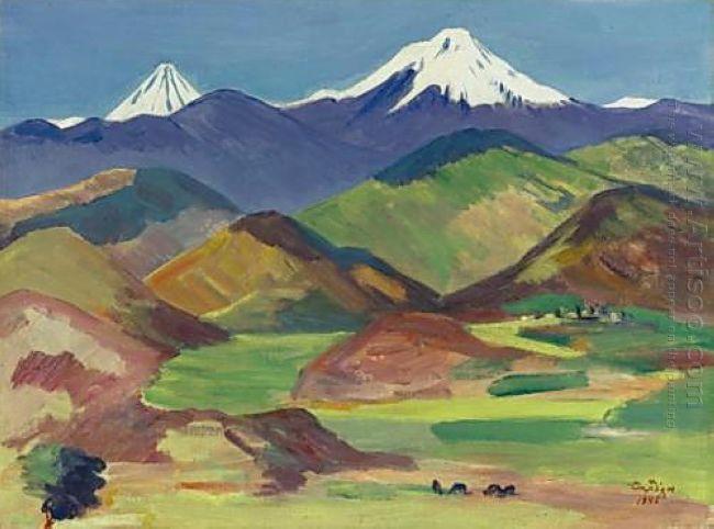Mount Ararat 1946
