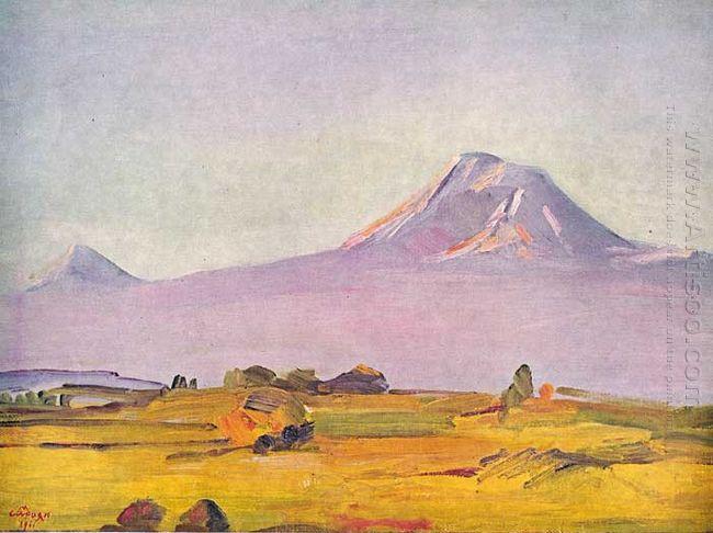 Mount Ararat 1961