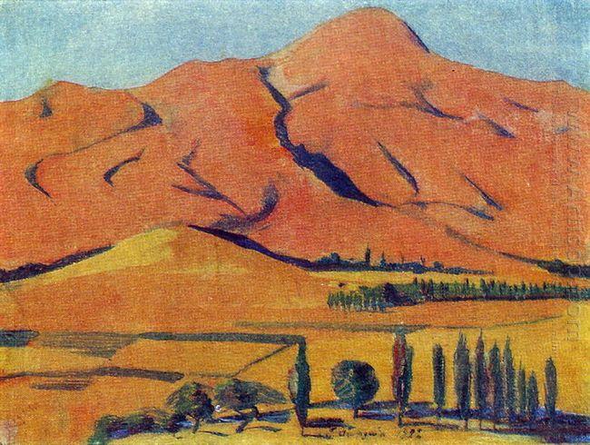 Mount Shamiram 1922