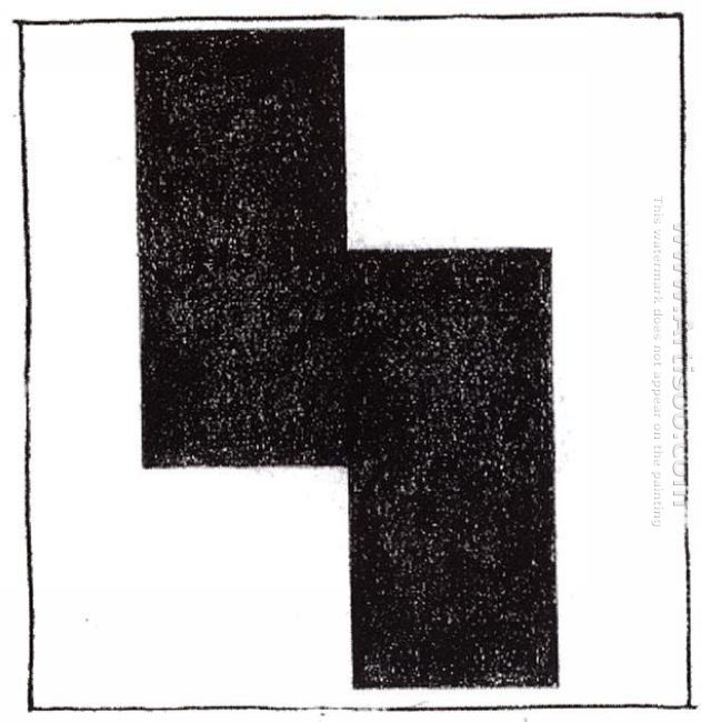 Movement Suprematist Square 1920