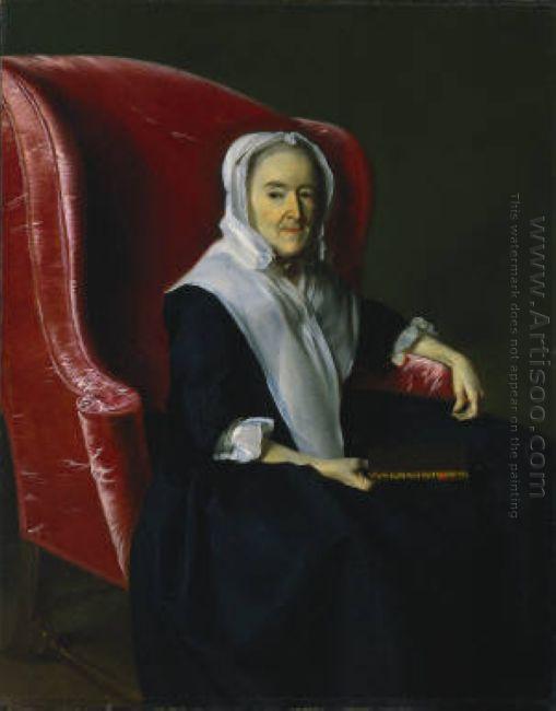 Mr Anna Dummer Powell 1764