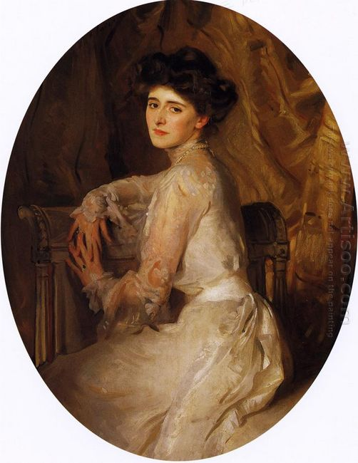 Mrs Adolph Hirsh 1905