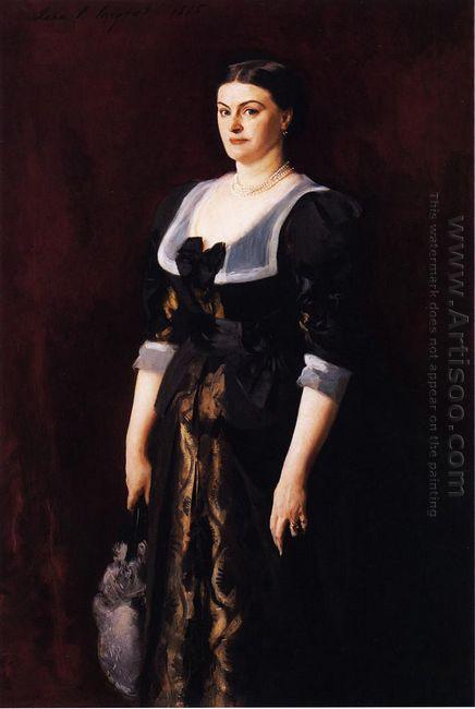 Mrs Alice Mason 1885