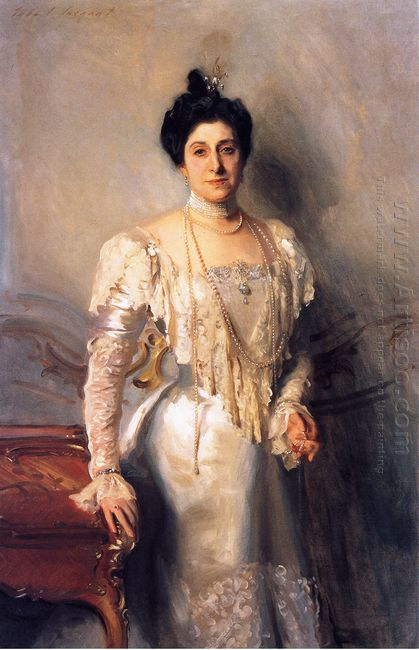 Mrs Asher Wertheimer Flora Joseph