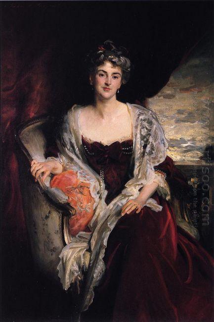 Mrs Augustus Allusen Osma Mary Dorothy Stanley 1907
