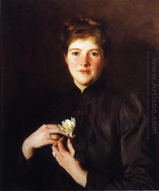 Mrs Augustus Hemenway 1890