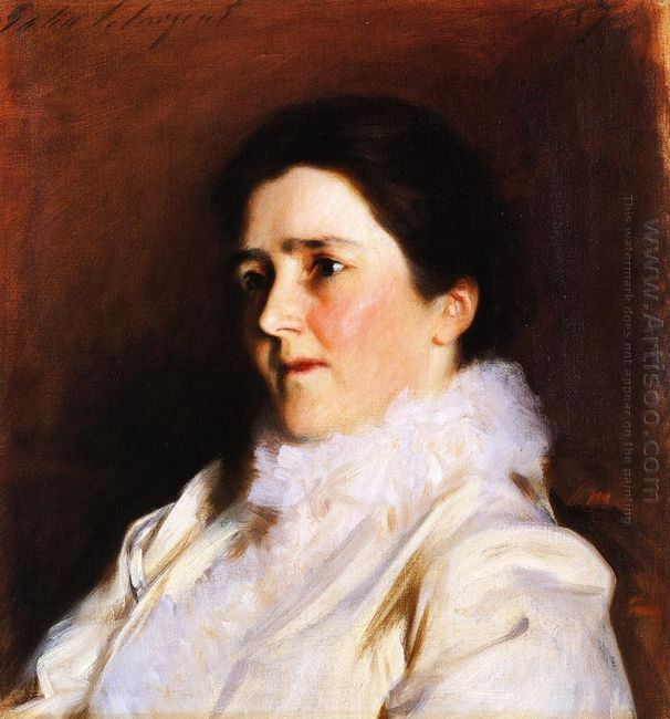 Mrs Charles Fairchild 1887