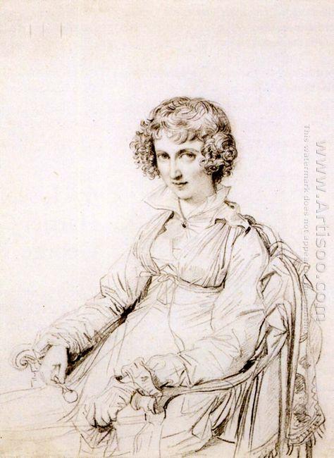 Mrs Charles Thomas Thruston Born Frances Edwards