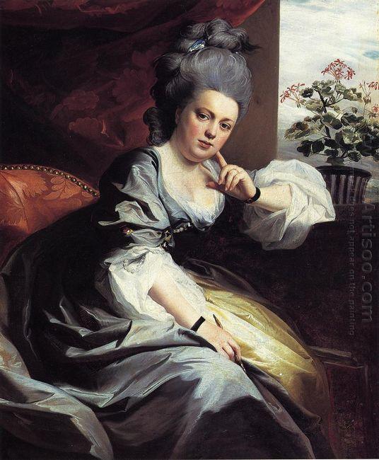 Mrs Clark Gayton 1779