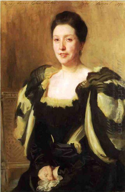 Mrs Colin Hunter 1896
