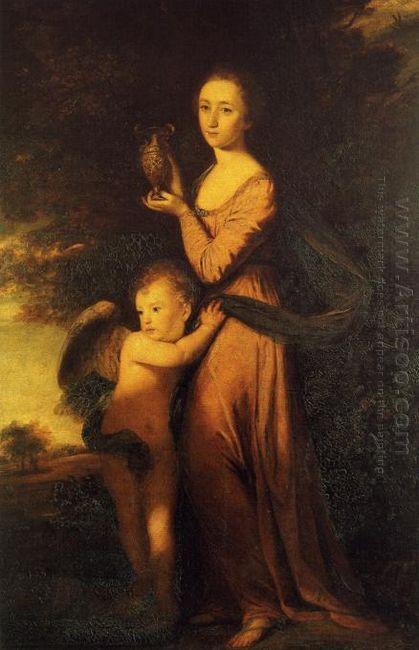 Mrs Crewe 1761