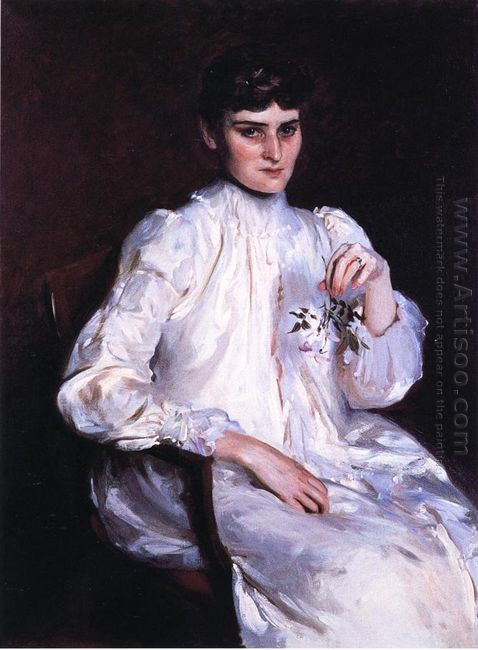 Mrs Edmond Kelly 1889