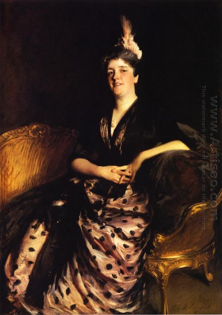 Mrs Edward Darley Boit 1888