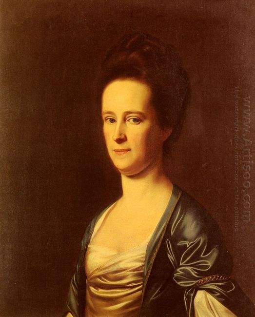 Mrs Elizabeth Coffin Amory 1775 1
