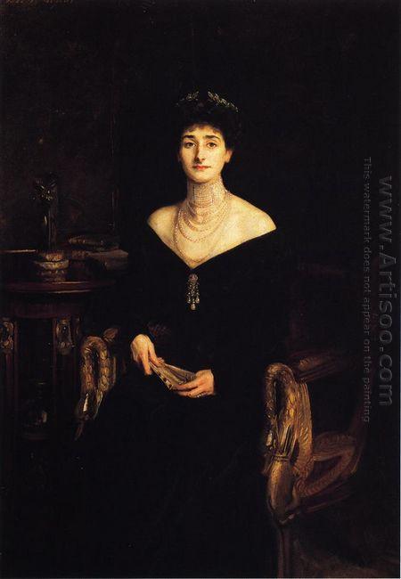 Mrs Ernest G Raphael Florence Cecilia Sassoon 1905