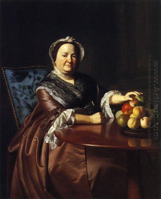 Mrs Ezekiel Gondthwait Elizabeth Lewis 1771