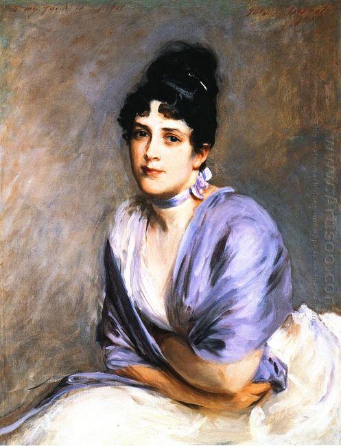 Mrs Frank Millet