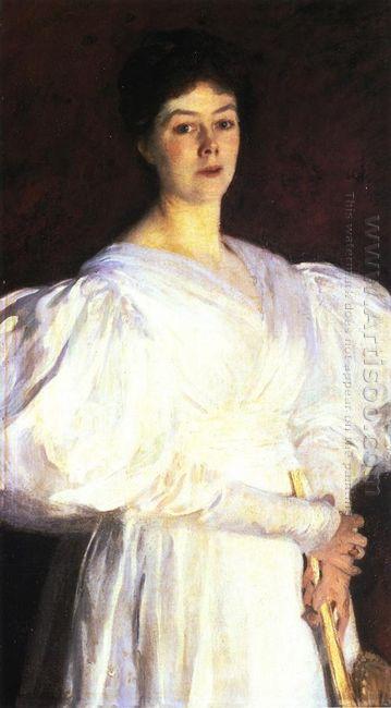 Mrs Frederick Barnard 1885