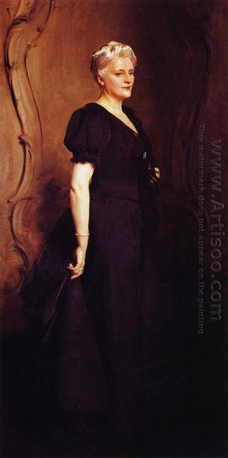 Mrs Frederick Roller 1895